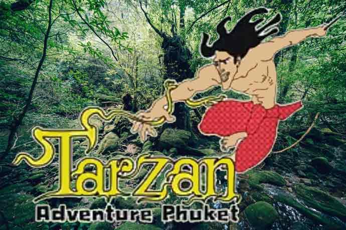 Tazan Adventure Phuket