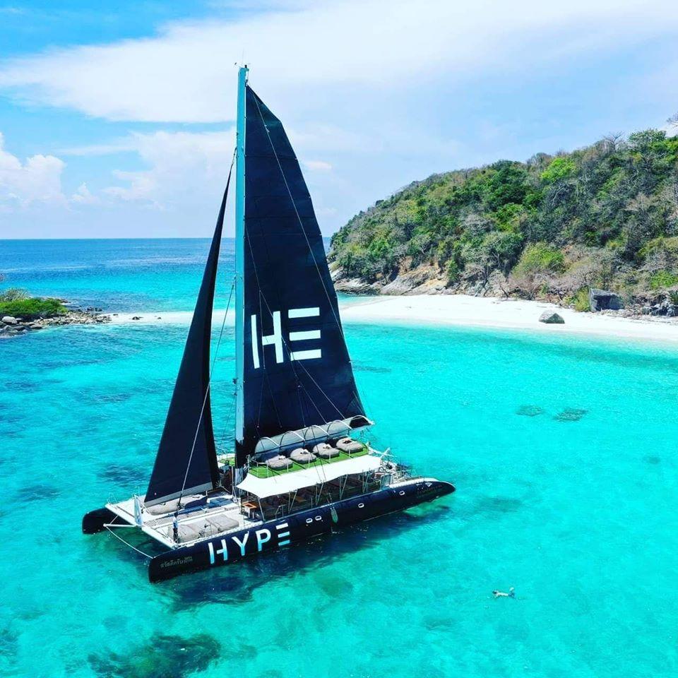 Hype Luxury Boat